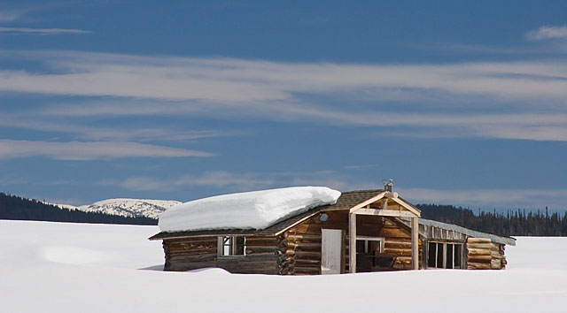 2005 photography awards for Steamboat lake cabins